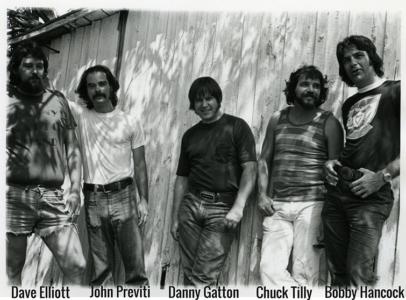The Danny Gatton Band - Circa 1975