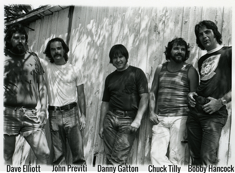 The Danny Gatton Band - Circa 1975