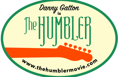 Danny Gatton Bumper Sticker