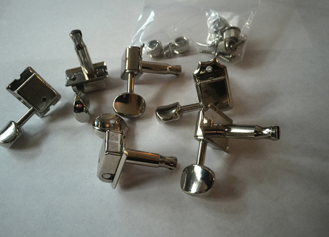 String Tuners for Danny Gatton Signature Fender Telecaster