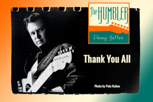The Humbler Danny Gatton feature documentary campaign image